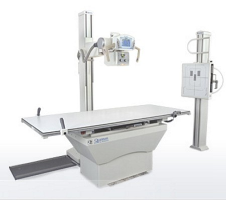 X-Ray Carestream Q-Rad DRX
